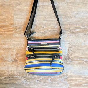 CLEARANCE 💕multi stripe Dana Buchman purse.